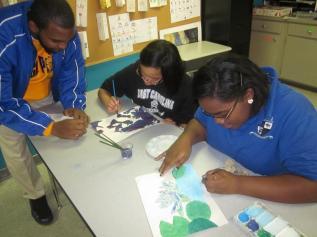 Former KIPP GCP Visual Art I/II Teacher