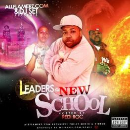 ALLFLAMERZ - LEADERS OF THE NEW SCHOOL FRONT COVER