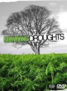 BARRY EVANS - SURVIVING DROUGHTS DVD COVER 2
