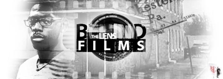 BEHIND THE LENS FILMS HEADER