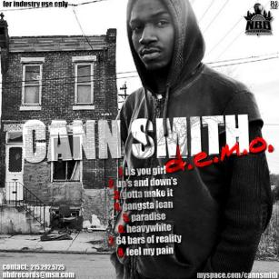 CANN SMITH - DEMO COVER