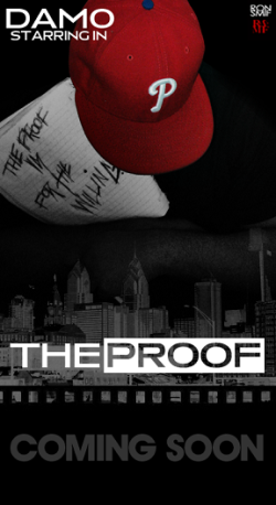 DAMO - THE PROOF PROMO PIC