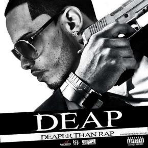 DEAP - DEAPER THAN RAP PROMO COVER
