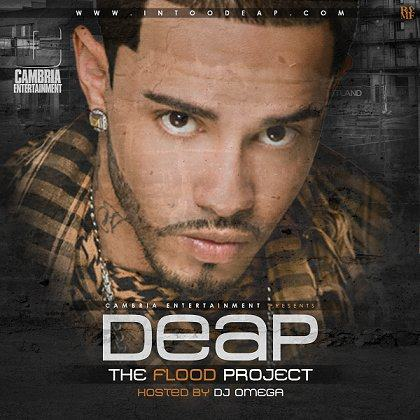 DEAP - THE FLOOD PROJECT COVER