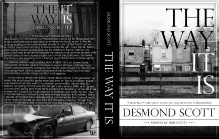 DESMOND SCOTT - THE WAY IT IS BOOK COVER