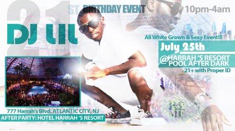 DJ LIL PARTY PROMO PIC