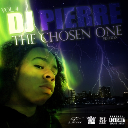 DJ PIERRE - CHOSEN ONE EDITION FRONT COVER