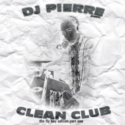DJ PIERRE - CLEAN CLUB FRONT COVER
