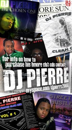 DJ PIERRE PROMO PIC