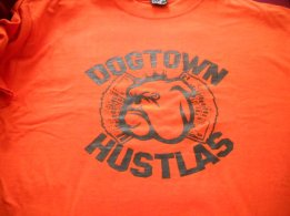 DOGTOWN HUSTLAS T-SHIRT 2
