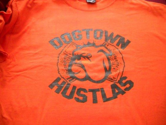 DOGTOWN HUSTLAS T-SHIRT 2