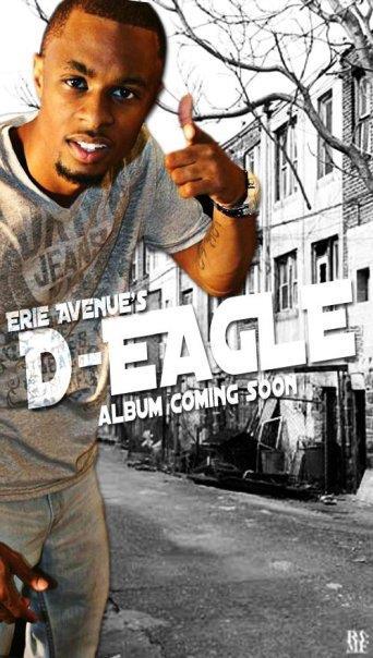 EA - D EAGLE PROMO PIC