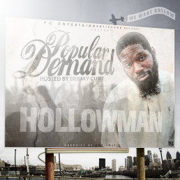 EA - HOLLOWMAN - POPULAR DEMAND FRONT COVER