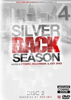 EA - SILVERBACK SEASON DISC 2 DVD COVER