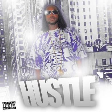 HUSTLE PROMO COVER