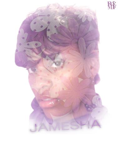 JAMESHA PROFILE PIC 2