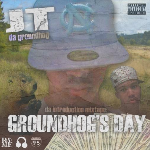 JT DA GROUNDHOG - GROUNDHOGS DAY COVER