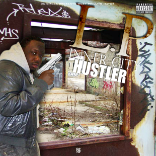 LP - INNER CITY HUSTLA COVER