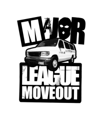 MAJOR LEAGUE MOVEOUT LOGO