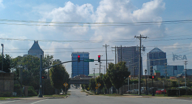 NC-GREENSBORO-SKYLINE 2