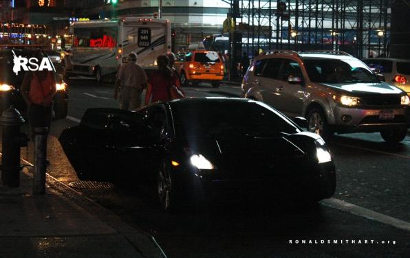 NY-MANHATTAN-CAR