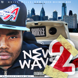 QUILLY MILLZ - THE NEW WAVE 2 COVER