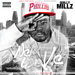 QUILLY MILLZ - THE NEW WAVE COVER
