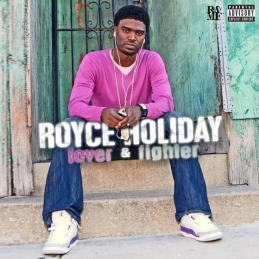 ROYCE HOLIDAY - LOVER & FIGHTER COVER