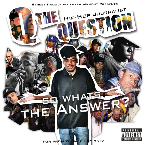 SKE - Q THE QUESTION - WHATS THE ANSWER FRONT COVER