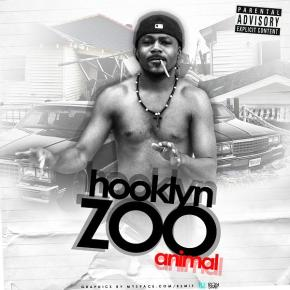 SKEET P - HOOKYLN ZOO ANIMAL COVER