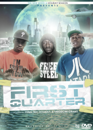 THEODORE GRAMS - FIRST QUARTER DVD COVER