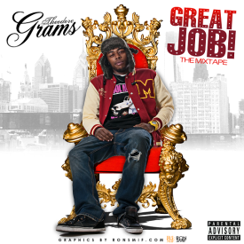 THEODORE GRAMS - GREAT JOB FRONT COVER