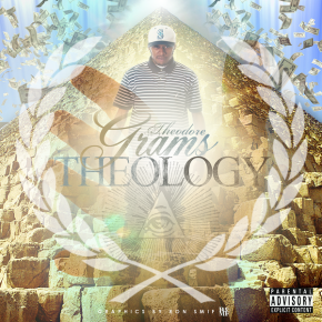 THEODORE GRAMS - THEOLOGY ALTERNATE COVER