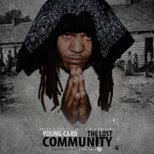 YOUNG CARO - THE LOST COMMUNITY COVER SAMPLE