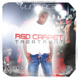 YUNG ACE - RED CARPET TREATMENT COVER