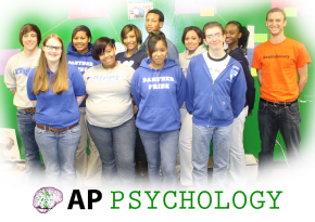 AP PSYCHOLOGY CLASS PHOTO DESIGN