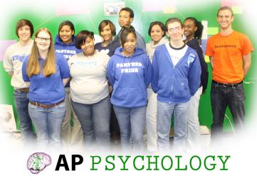 AP PSYCHOLOGY CLASS PHOTO DESIGN