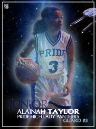 BASKETBALL - GIRLS CARD - ALAINA