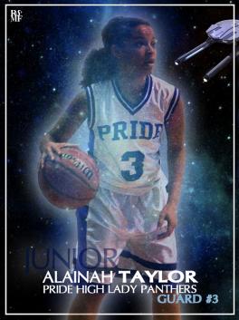 BASKETBALL - GIRLS CARD - ALAINA