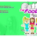 BOOK COVER – THE FOOD FIGHT – TAYLOR &BILLIE