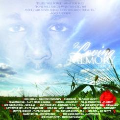 JAVARIS CD COVER - IN LOVING MEMORY
