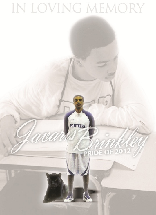 JAVARIS YEARBOOK PAGE - 2011