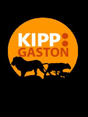 KIPP GASTON LOGO (WITH BOOK)