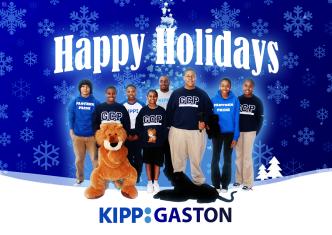 KIPP POSTCARD 2011