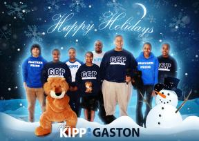 KIPP POSTCARD SAMPLE 2011