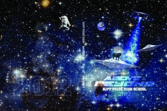 KPHS - 2012 YEARBOOK COVER
