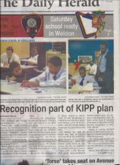 KPHS FRONT PAGE ARTICLE