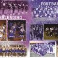 YEARBOOK PAGE – 2012 – CHEERLEADING &FOOTBALL