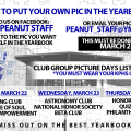 YEARBOOK –  PROMO CARD BACK