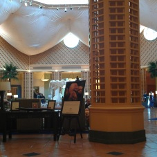 Dolphin Resort Lobby